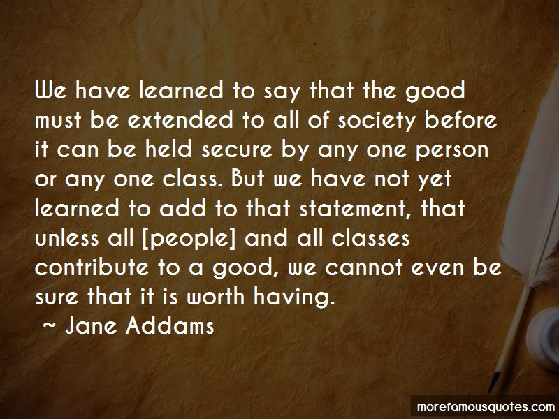 Jane Addams Quotes Pictures 4