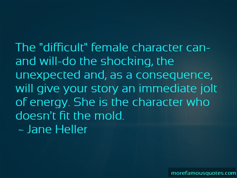 Jane Heller Quotes