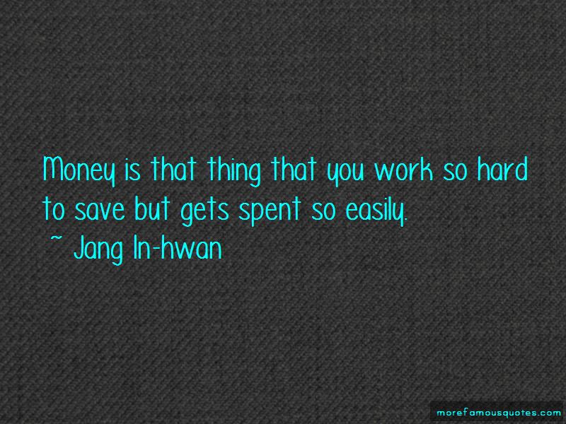 Jang In-hwan Quotes Pictures 2