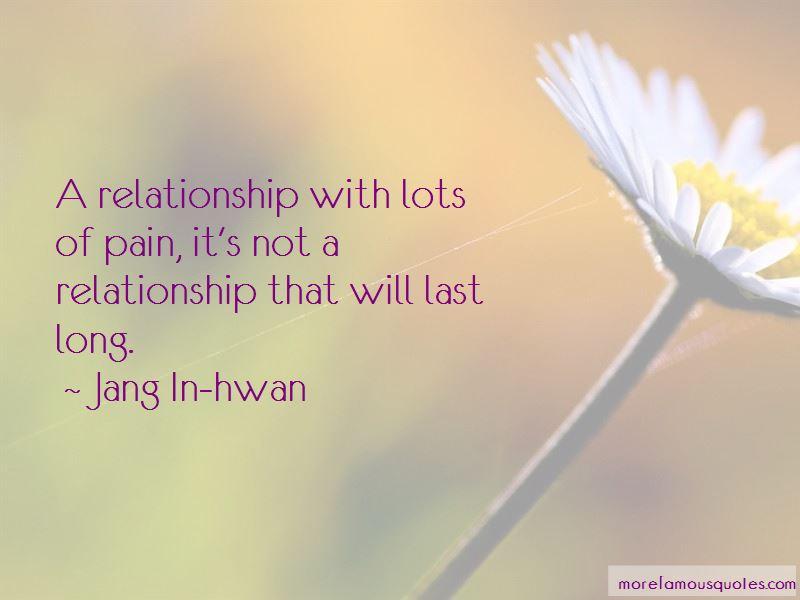 Jang In-hwan Quotes