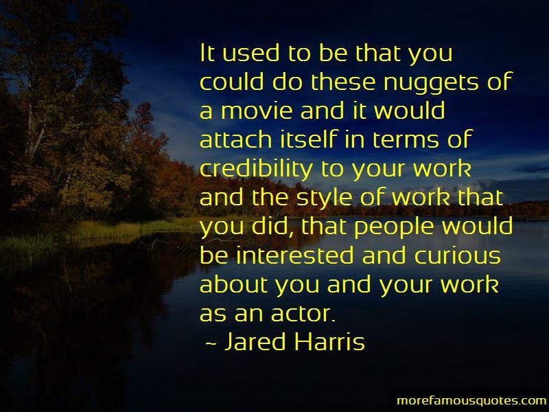 Jared Harris Quotes Pictures 3