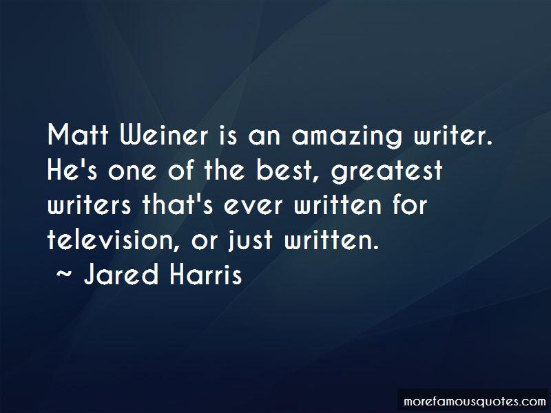 Jared Harris Quotes Pictures 4