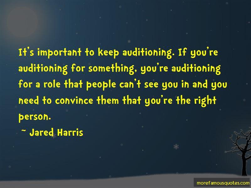 Jared Harris Quotes