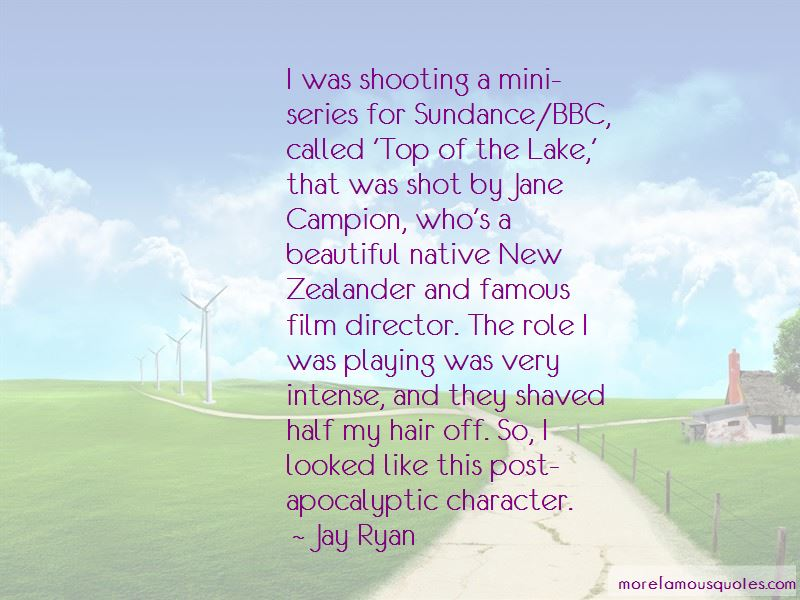 Jay Ryan Quotes Pictures 3