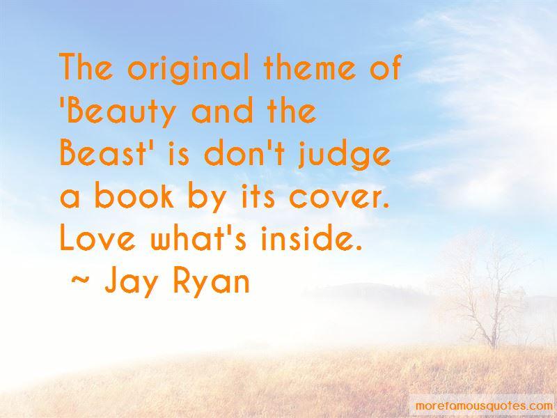 Jay Ryan Quotes