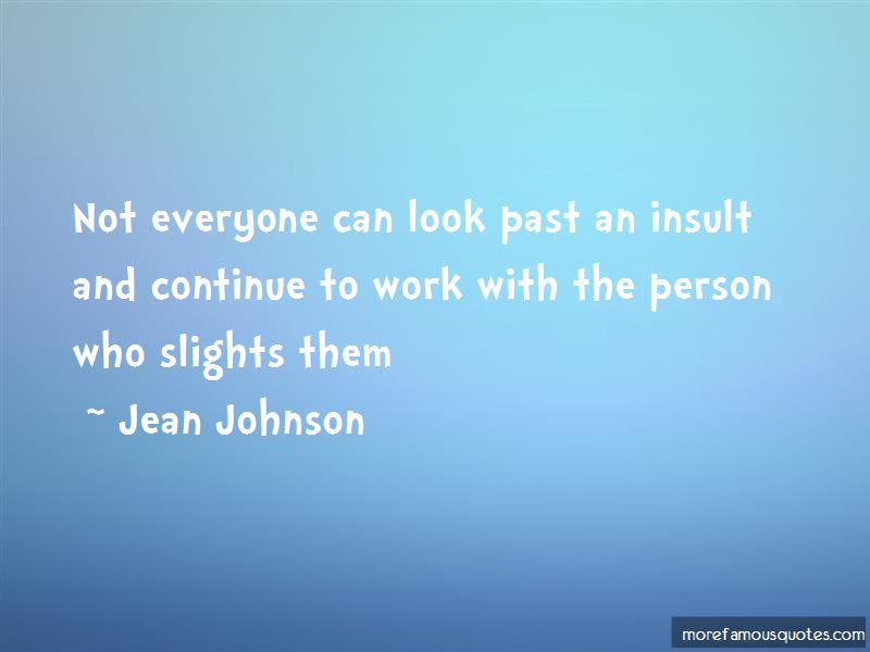 Jean Johnson Quotes Pictures 2