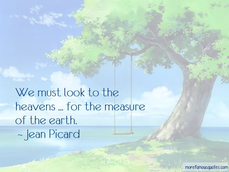 Jean Picard Quotes