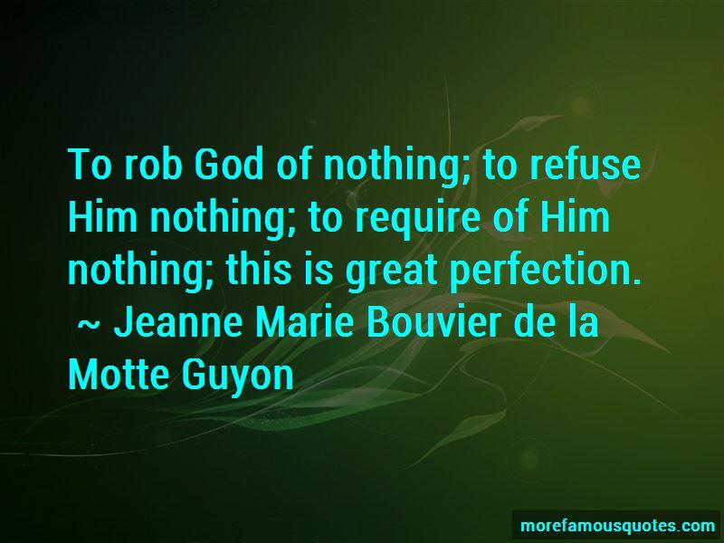 Jeanne Marie Bouvier De La Motte Guyon Quotes Pictures 3