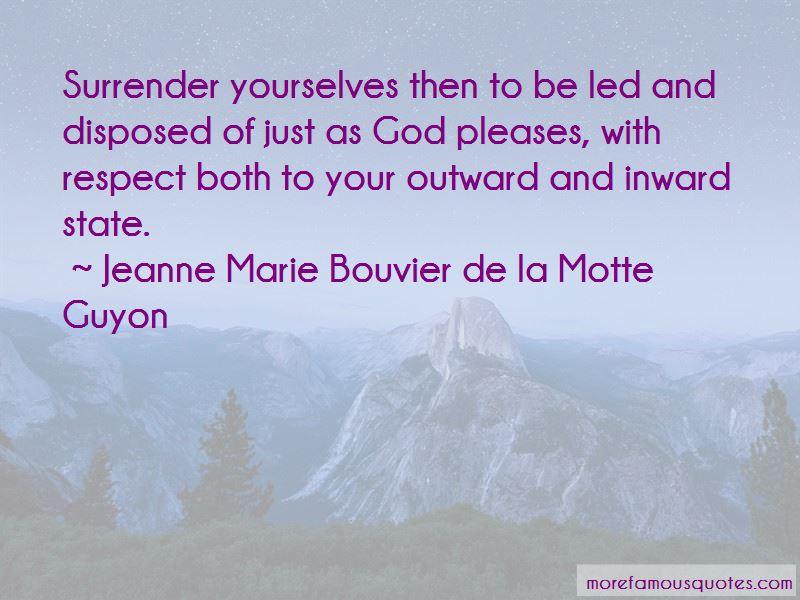 Jeanne Marie Bouvier De La Motte Guyon Quotes Pictures 4