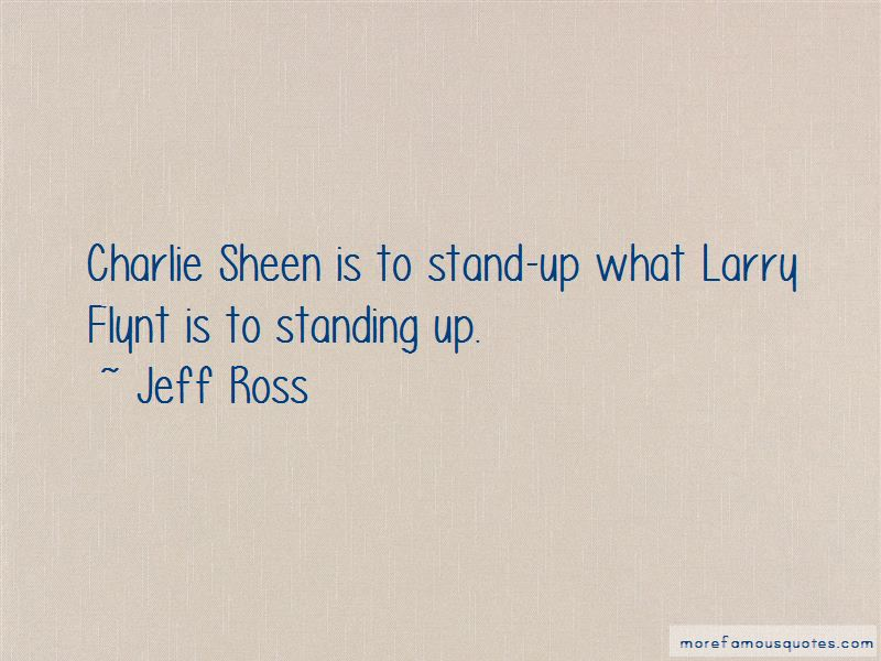 Jeff Ross Quotes Pictures 4