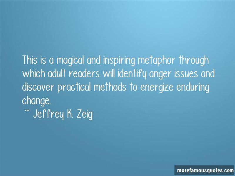Jeffrey K. Zeig Quotes Pictures 2