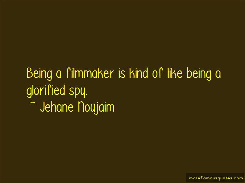 Jehane Noujaim Quotes Pictures 2