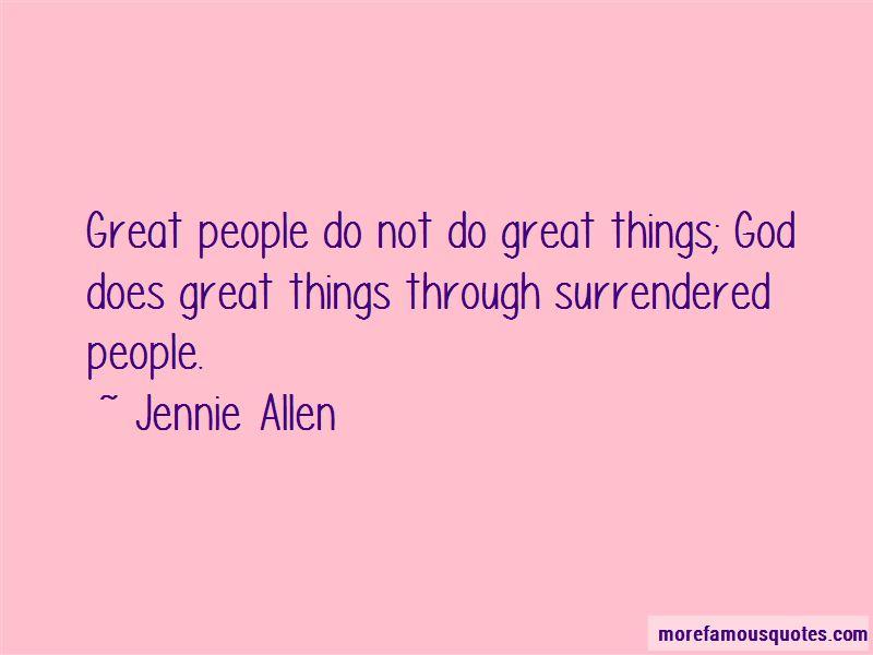 Jennie Allen Quotes Pictures 2