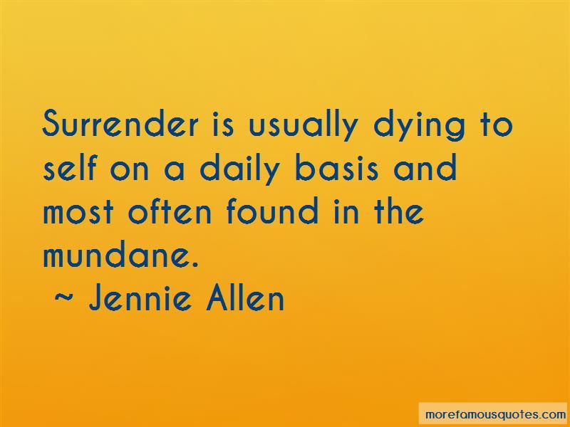 Jennie Allen Quotes Pictures 3