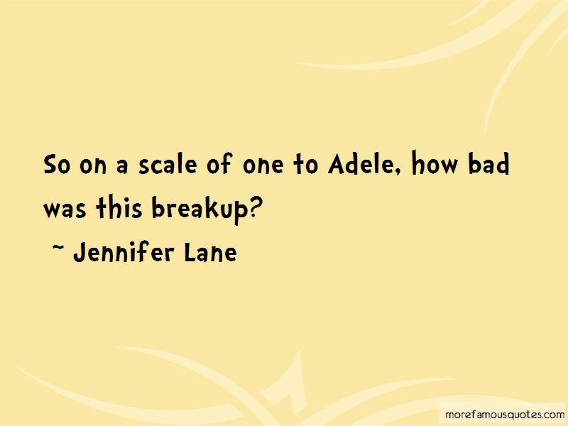 Jennifer Lane Quotes Pictures 2