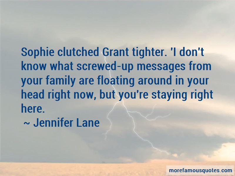 Jennifer Lane Quotes Pictures 3