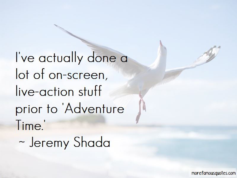 Jeremy Shada Quotes Pictures 2