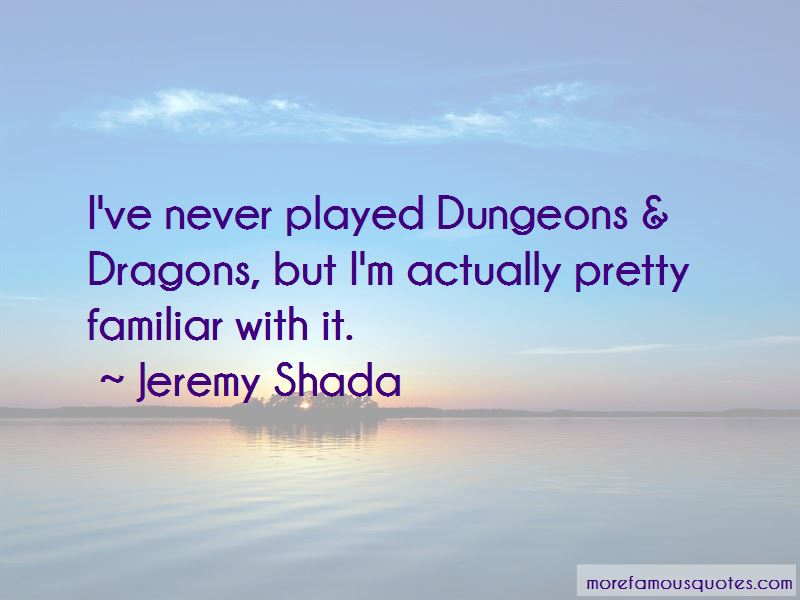 Jeremy Shada Quotes Pictures 4
