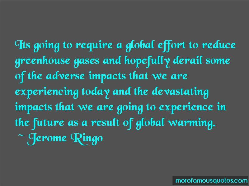 Jerome Ringo Quotes