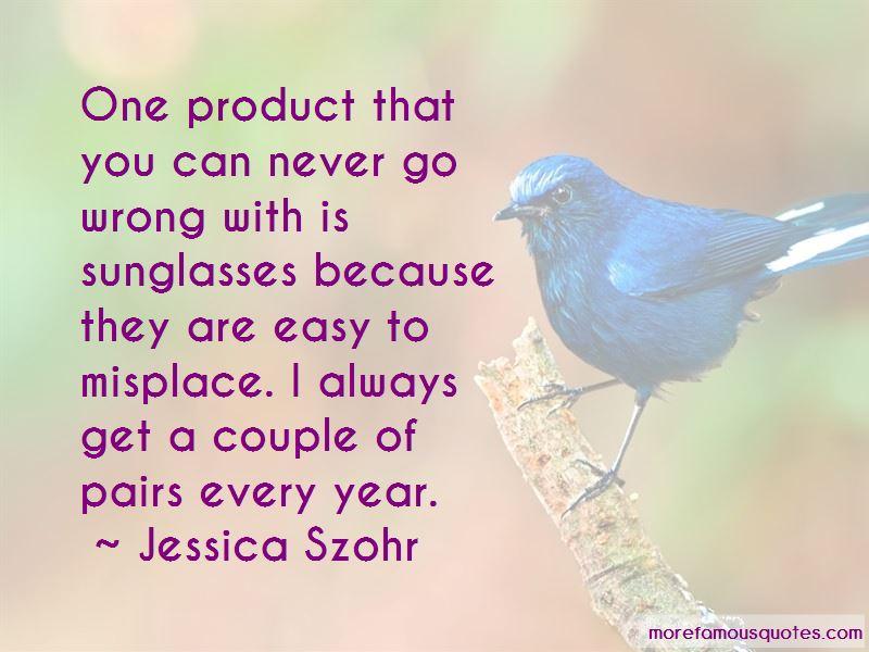 Jessica Szohr Quotes