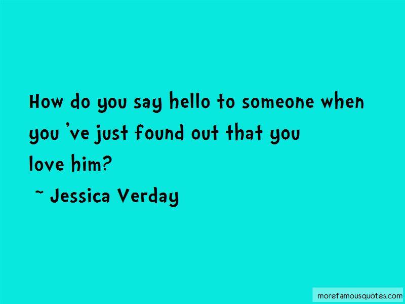 Jessica Verday Quotes Pictures 3