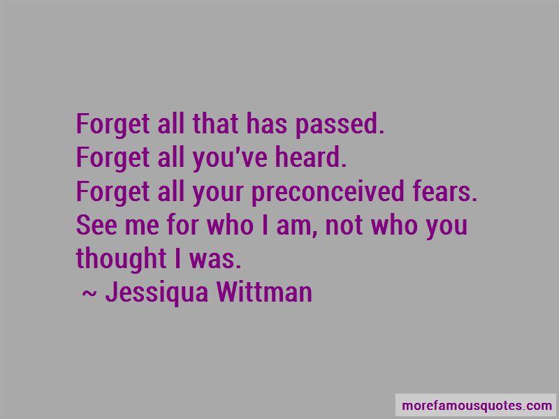 Jessiqua Wittman Quotes Pictures 3
