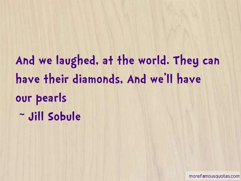 Jill Sobule Quotes