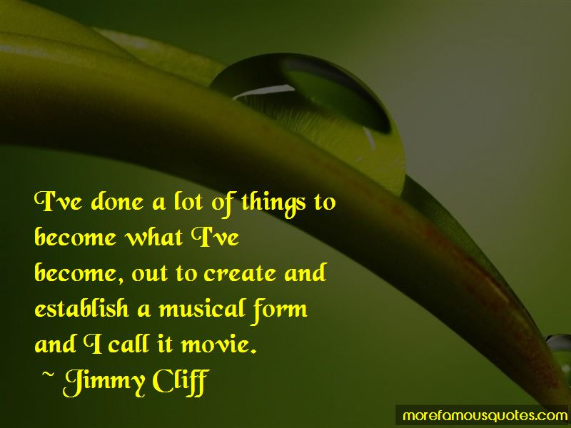 Jimmy Cliff Quotes Pictures 2