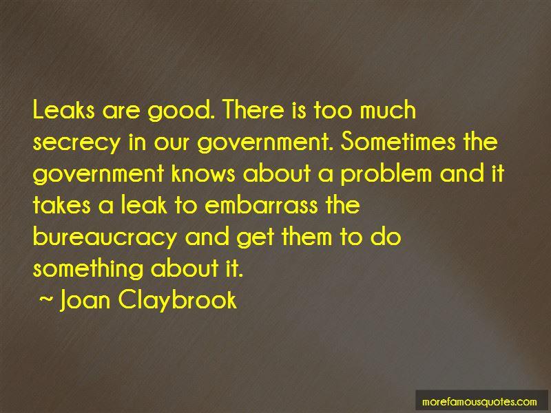 Joan Claybrook Quotes