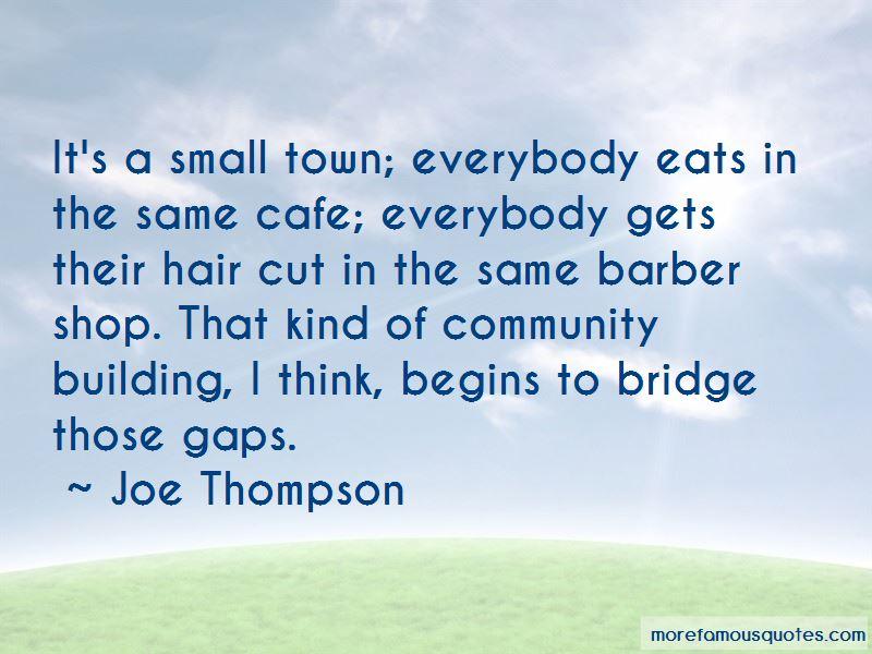 Joe Thompson Quotes Pictures 3
