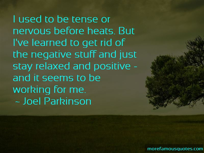 Joel Parkinson Quotes Pictures 4