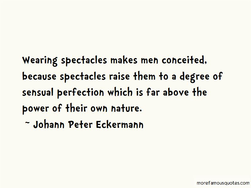 Johann Peter Eckermann Quotes