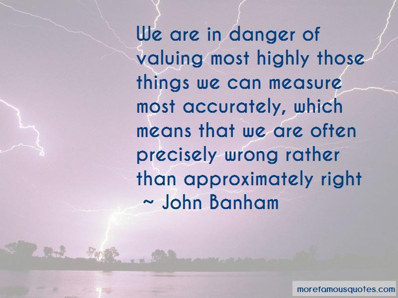 John Banham Quotes Pictures 2