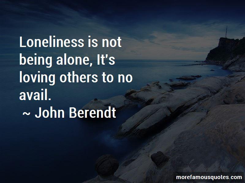 John Berendt Quotes Pictures 3