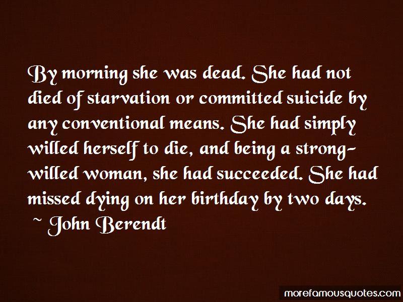 John Berendt Quotes Pictures 4
