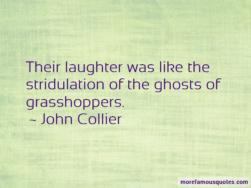 John Collier Quotes Pictures 3