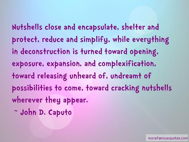 John D. Caputo Quotes Pictures 3