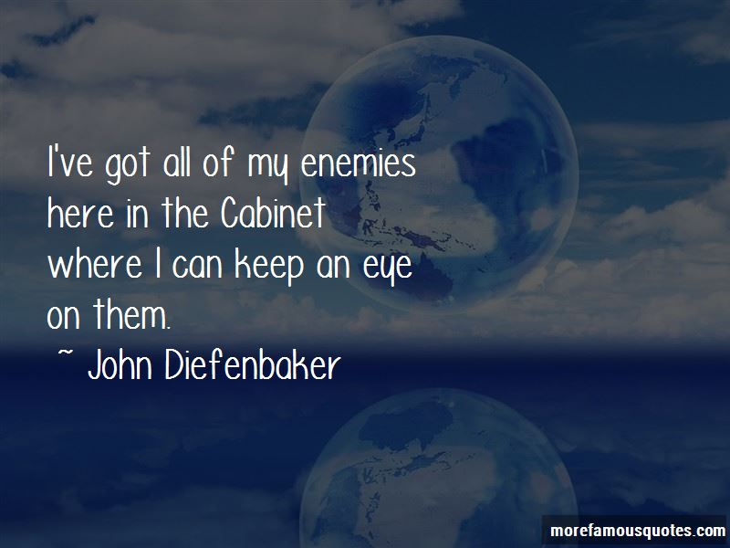 John Diefenbaker Quotes Pictures 2