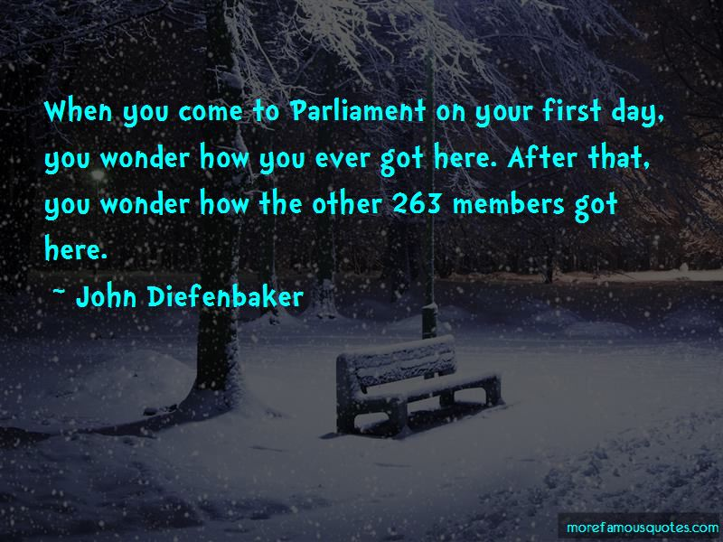 John Diefenbaker Quotes Pictures 3