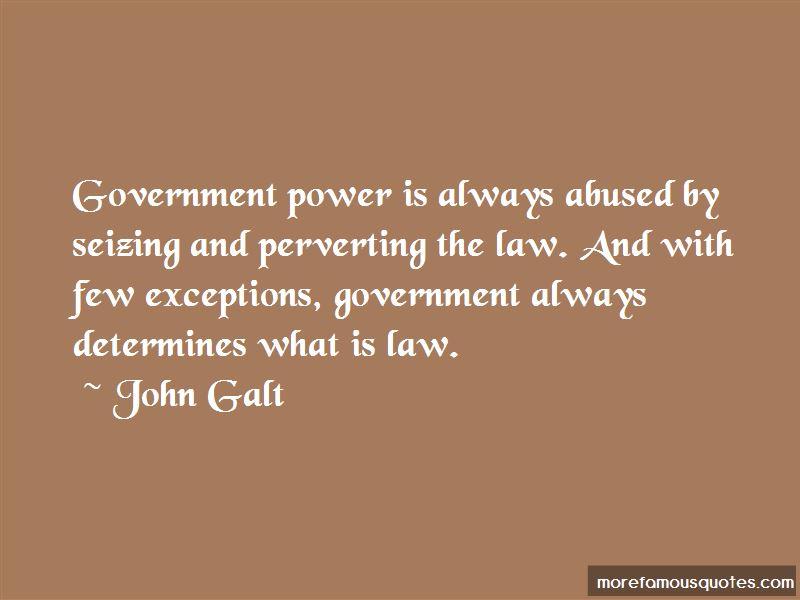 John Galt Quotes
