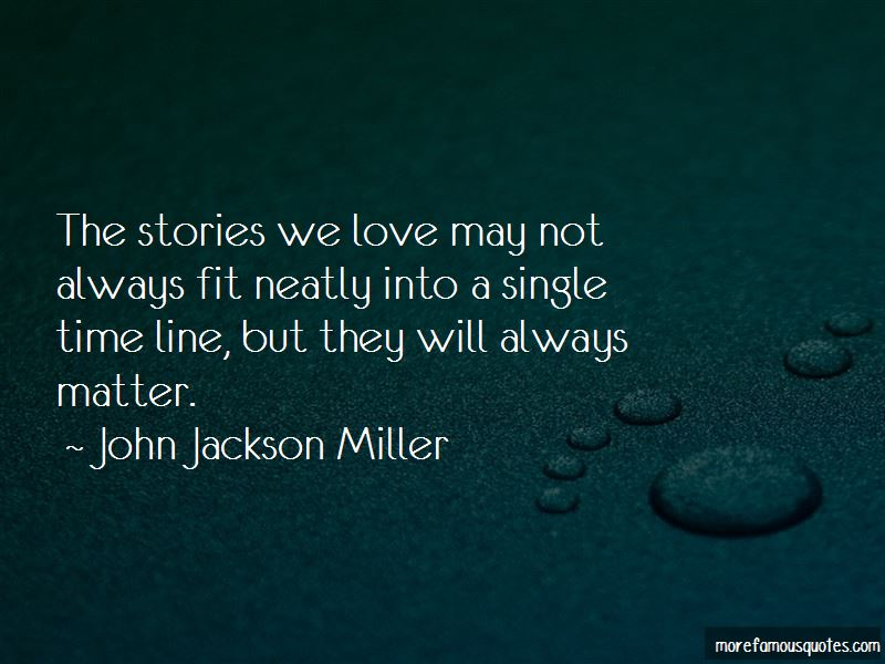 John Jackson Miller Quotes Pictures 2