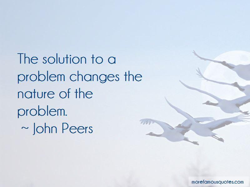 John Peers Quotes Pictures 4