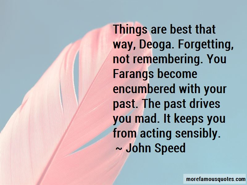 John Speed Quotes Pictures 2