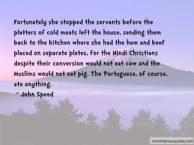 John Speed Quotes