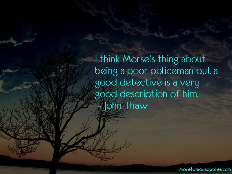 John Thaw Quotes Pictures 4