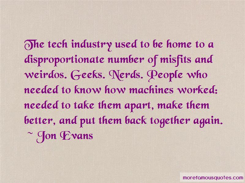 Jon Evans Quotes Pictures 3