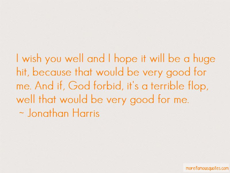 Jonathan Harris Quotes Pictures 2