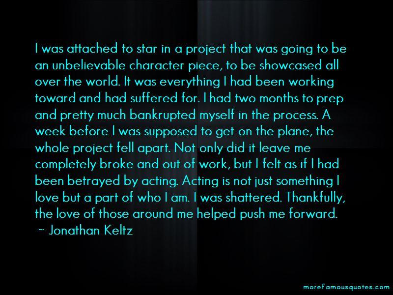 Jonathan Keltz Quotes Pictures 2
