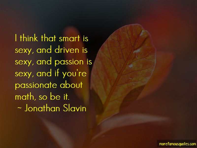 Jonathan Slavin Quotes Pictures 2