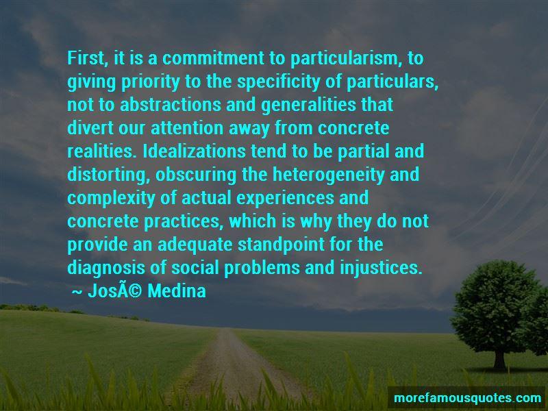Jose Medina Quotes
